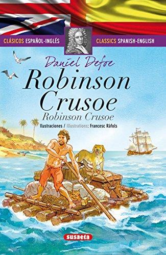 Robinson Crusoe - español/inglés Clásicos bilingües
