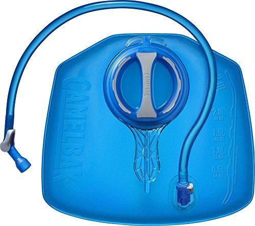 CamelBak Products LLC Crux Lumbar 3L Reservoir Trinkrucksack, Blue, 3 Liter