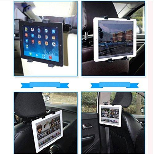 hunpta Auto Rücksitz Kopfstütze Halterung für iPad Air Tablet Compatible Für Samsung PC Steht Auto (Tablet Steht)