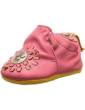 Easy Peasy Blublu Flower - Zapatos de Primeros Pasos Bebé-Niños