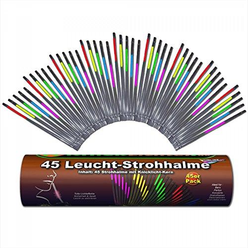 hhalme 5 FARBMIX Testnote 1,4 'SEHR GUT' (Blue Glow-sticks)
