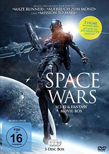 Space Wars [3 DVDs]