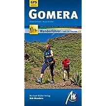 Gomera MM-Wandern: Wanderführer mit GPS-kartierten Routen.