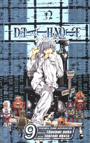 DEATH NOTE GN VOL 09 (C: 1-0-0): v. 9
