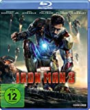 Iron Man 3 [Alemania] [Blu-ray]