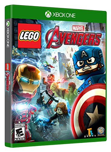 LEGO Marvel Avengers (Xbox One) UK - Avengers Games Video Lego