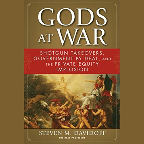 Gods at War  Audiolibri