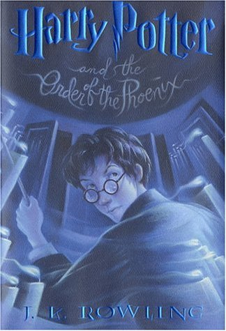 Click for larger image of Harry Potter and the Order of the Phoenix