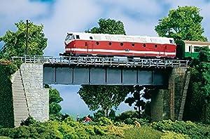 Auhagen Puente de modelismo ferroviario