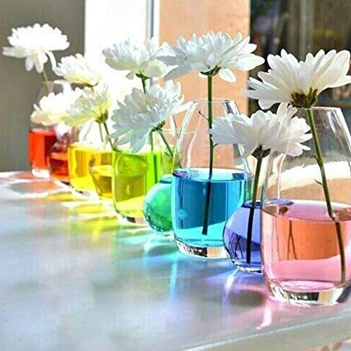 fai da te 5d ricamo diamante punto croce punta rotonda disegno diamante decorazioni per la casa strass cucito crisantemi in tazze di acqua colorata 30 * 30 cm