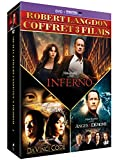 Robert Langdon - Da Vinci Code + Anges & démons + Inferno [DVD + Copie digitale]