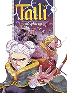 Talli - Fille de la Lune Edition simple Tome 2