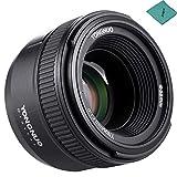 Yongnuo YN50 mm F1.8 grande apertura automatico AF FX DX Full Frame obiettivo per Nikon