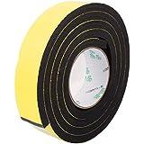 sourcingmap® 40mm x 10mm sola cara cinta adhesiva a prueba de golpes Auto espuma de la esponja 2M Longitud