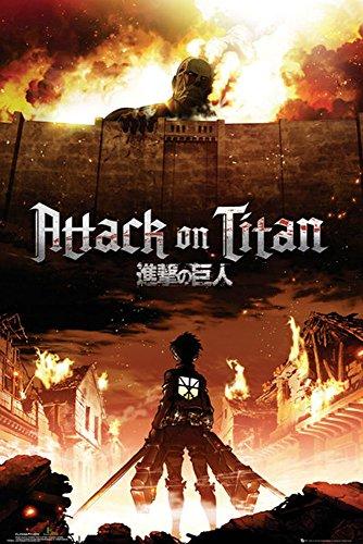 Empire Merchandising 669148 Attack on Titan