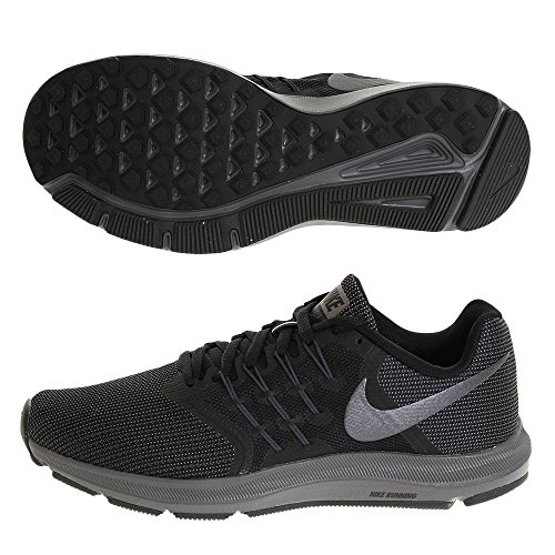 Nike Run Swift, Chaussures de Running Homme Noir (Black/mtlc Hematite/dark Grey/ 010)