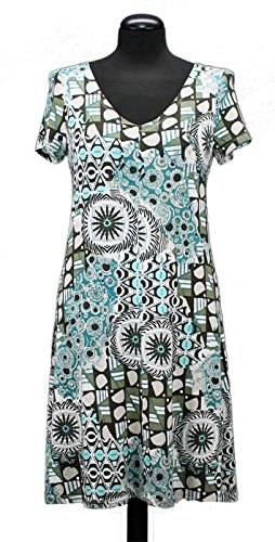 Liege Nachtwäsche (Schnittquelle Damen-Schnittmuster: Kleid Tomio (Gr.44) - Einzelgrößenschnittmuster verfügbar von 36 - 52)
