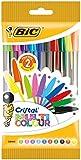 Bic Cristal Multicolor 926379 Stylo-bille non rétractable Couleurs classiques