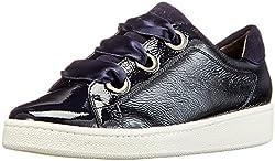 Paul Green Damen 4539011_39 Sneaker, Blau (Blue), EU