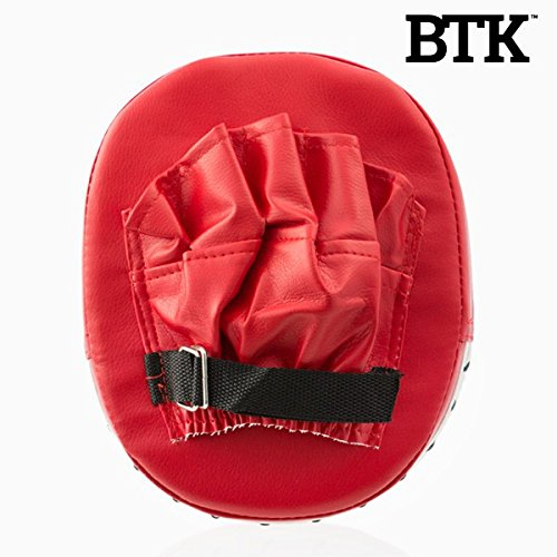 Boxpratzen, aus Schaumstoff und Kunstleder-Boxen, Fitness Sport