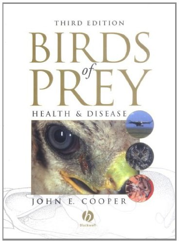 Birds of Prey: Health and Disease (English Edition) -