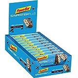 PowerBar 52% Riegel mit Whey und Sojaprotein - Low Sugar Eiweiß-Riegel, Cookies & Cream (20 x 50g)