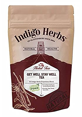 Infusion Get Well Stay Well - 50g (feuilles en vrac)