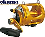 Okuma Makaira MK-50II Multirolle zum Meeresangeln, Angelrolle fürs Meer, stabile Meeresrolle, Big...