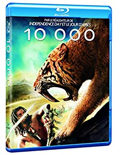 10 000 [Blu-ray] (B00186O7E0) | Amazon price tracker / tracking, Amazon price history charts, Amazon price watches, Amazon price drop alerts