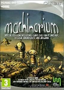 Machinarium Special Edition (PC/MAC DVD)