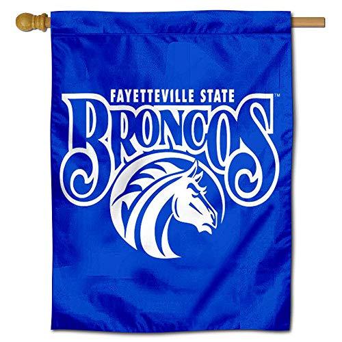 FSU Broncos doppelseitig House Flagge