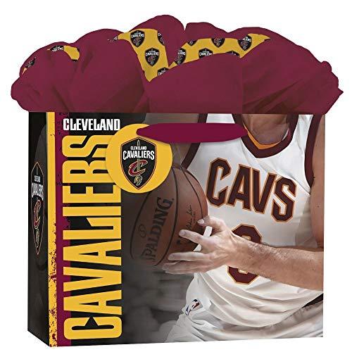 Turner Licensing Sport Cleveland Cavaliers Medium Gogo Gift Bag (8932034) -