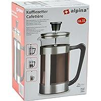 Cappuccino Maker 1 Lt in Acciaio e