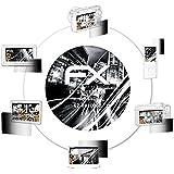 JVC GZ-R410BEU Film de protection confidentiel - atFoliX FX-Undercover Vie privée à 4 voies Filtre de confidentialité