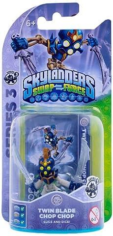 Skylanders Swap Force - Single Character - Series 3 - Twin Blade Chop Chop