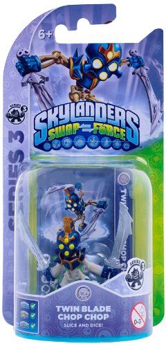 Skylanders Swap Force - Single Character - Series 3 - Twin Blade Chop Chop
