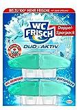 WC Frisch Duo Aktiv Duftspüler Geruchs-Stopp Nachfüllpack, 2 Stück