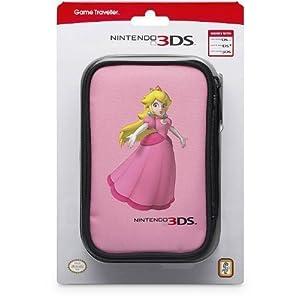 """Nintendo 3DS / DS Lite / DSi – Tasche """"Mario Bros."""" Peach"""