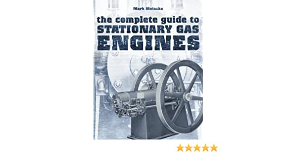 Complete Guide To Stationary Gas Engines