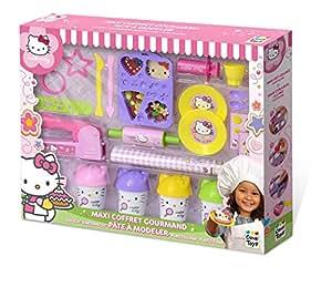 Canal Toys - HKP 014 - Loisir Créatif - Maxi Coffret Gourmand - Hello Kitty