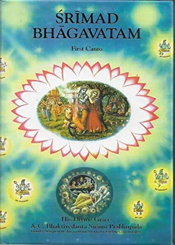 Krishna Book Store Devotional Books Srimad Bhagavatam First Canto
