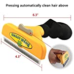 Long &Short Hair deShedding Tool for Dogs/Cats,Provides Excellent Pet Grooming Results With Minimal Effort 9