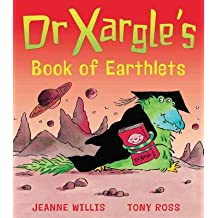Dr Xargle's Book of Earthlets[DR XARGLES BK OF EARTHLETS][Paperback]