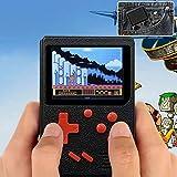 TAOtTAO Spielkonsole für Kinder Retro Mini-Handheld-Videospielkonsole Integrierte 168 Klassische Spiele (A)