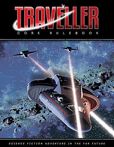 Traveller Core Rulebook (2016)