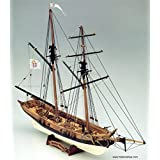 Mamoli - Modello kit barca BLACK PRINCE Wooden ship model kit - DUS_MV46