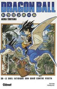 Dragon Ball Nouvelle édition Tome 38