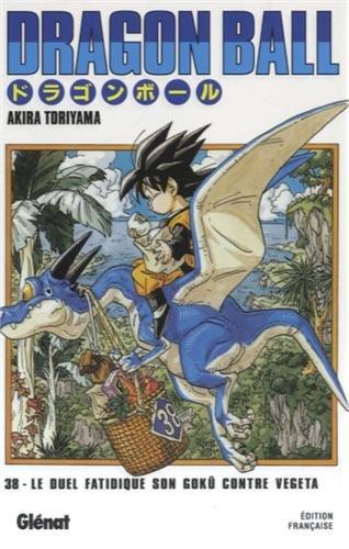 Dragon Ball, Tome 38 :