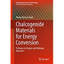 Chalcogenide Materials for Energy Conversion: Pathways to Oxygen and Hydrogen Reactions (Nanostructure Science and Technology)