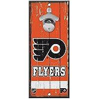 WinCraft Philadelphia Flyers NHL Schild mit Flaschenöffner